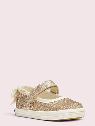 Kate Spade Keds X Sloan Mary Jane Crib Sneakers