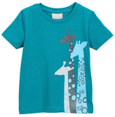 Coccoli Giraffe Print Tee (Toddler, Little Boys, & Big Boys)