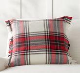 Pottery Barn Hamilton Plaid Pillow Cover