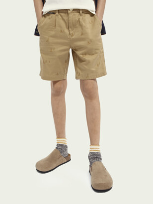 Scotch & Soda All-over printed chino shorts | Boys