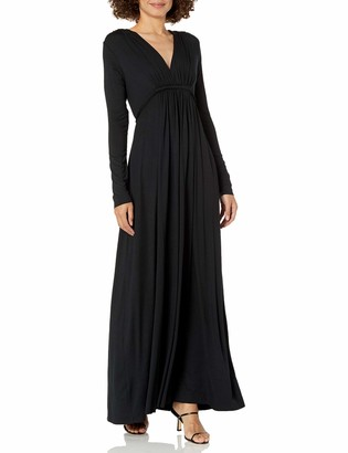 Rachel Pally Women's Long Sleeve Full Length Caftan