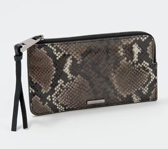 Vince Camuto Pebble Leather Wallet - Zani