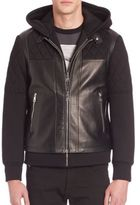Neil Barrett Long Sleeve Zipped Jacket