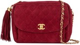 Chanel Pre Owned tassel detail shoulder bag
