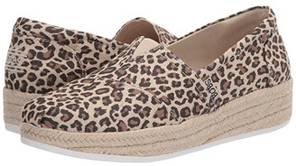 BOBS from SKECHERS Highlights 2.0 (Leopard) Women's Shoes