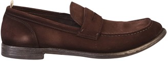 Officine Creative Brown Loafers
