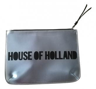 House of Holland Metallic Synthetic Purses, wallets & cases