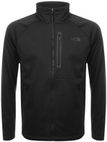 The North Face Canyonland Full Zip Jumper Black