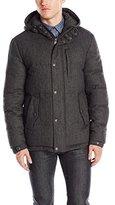 Lucky Brand Men's August Wool Down Puffer Jacket
