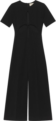 Gucci Cut-Out Jumpsuit
