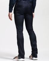 Givenchy Skinny Slit-Pocket Pants