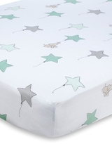 Aden Anais Muslin Fitted Crib Sheet