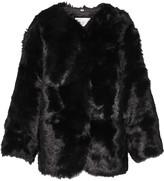 R 13 Reversible shearling coat