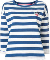 Tommy Hilfiger striped fitted top