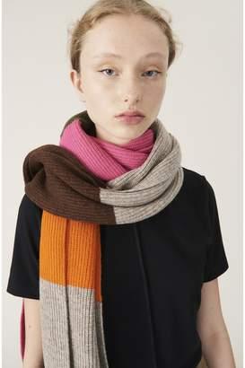 Ganni Knit Scarf - Multicolor