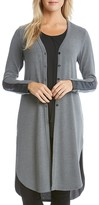 Karen Kane Shirttail Duster Cardigan