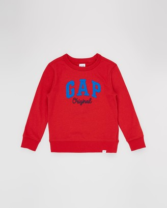 Gapkids Original Logo Pullover - Teens