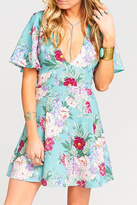 Show Me Your Mumu Aubrey Floral Dress
