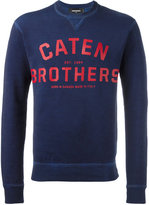 DSQUARED2 Caten Brothers sweatshirt