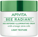 Apivita APIVITA Bee Radiant Age Defense Illuminating Cream - Light Texture 50ml