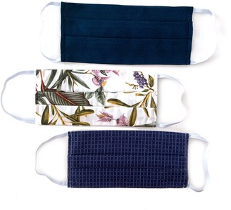 Lily & Lou Upcycled Face Masks - Pack of 3