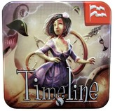 Asmodee Timeline Historical Events Educational Card Game