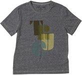 True Religion True Blocks Graphic Tee (Todder/Kid) - Gray-2T