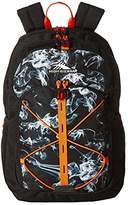 High Sierra Daio Backpack (Black Vapor/Black/Electric Orange) Backpack Bags