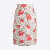 J.Crew Factory Tweed pencil skirt