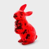 Paul Smith Metallic Red Ceramic Rabbit