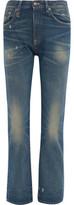 R 13 High-Rise Straight-Leg Jeans