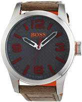 HUGO BOSS Orange PARIS 1513351 Mens Wristwatch Solid Case