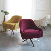 west elm Roar + Rabbit Swivel Chair