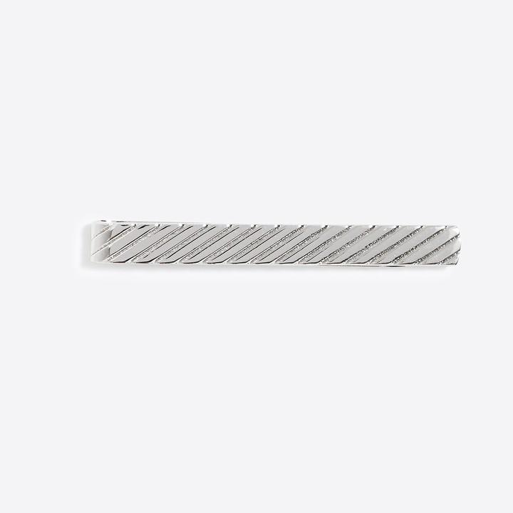 J.Crew Striped tie bar