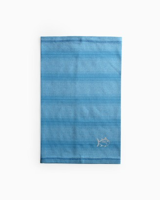 Southern Tide Youth Ombre Striped Performance Neck Gaiter