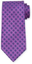 Charvet Neat Printed Silk Tie
