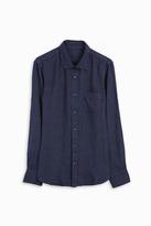 120% Lino Striped Linen Shirt