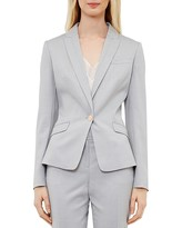 Ted Baker Topstitch-Detail Blazer