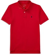 Ralph Lauren Boys' Performance Polo - Little Kid