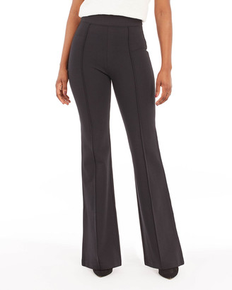 Spanx The Perfect Black High-Rise Flare Pants
