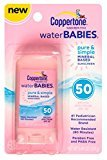 Coppertone Spf#50 Waterbabies Pure & Simple Stick 0.49 Ounce (14ml) (6 Pack)