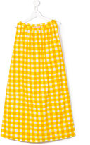 Marni sleeveless checked dress