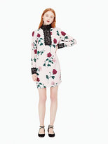 Kate Spade Rose diletta dress