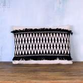 Graham and Green Allora Monochrome Cushion
