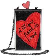 Alice + Olivia A+o X The Beatles All You Need Love Clutch