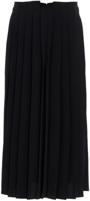 MM6 MAISON MARGIELA Pleated Cropped Trousers