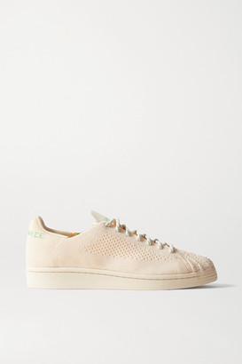 adidas Pharrell Williams Superstar Primeknit Sneakers - Ecru