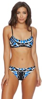 Ella Moss Moonlight Tribe Twist Tie Bikini Bottom