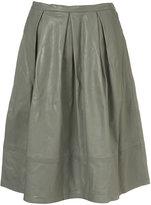 Premium Leather Skirt