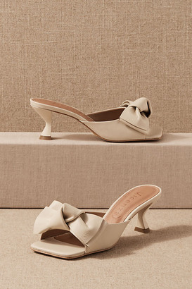 Vicenza Wharton Mules By in White Size 6